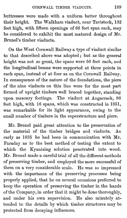 Page 189 | The Life of Isambard Kingdom Brunel, Civil Engineer  By Isambard Brunel
