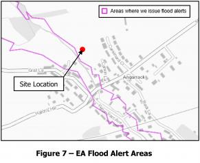 EA Flood Risk Areas