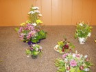 Flower Arrangements June 2014 part 4