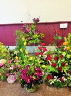 Flower arranging led by Lynne Spring 2019 - photo 4