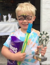 Isaac - Angarrack Duck Race Champion 2018